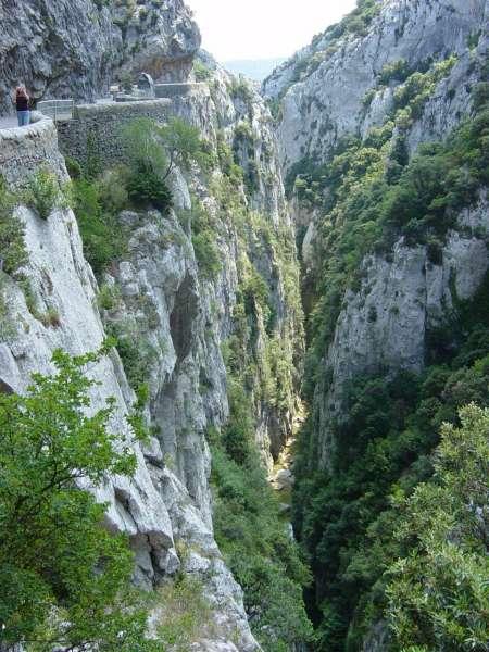 Aude cathare gorges de galamus - Saint paul de fenouillet office de tourisme ...